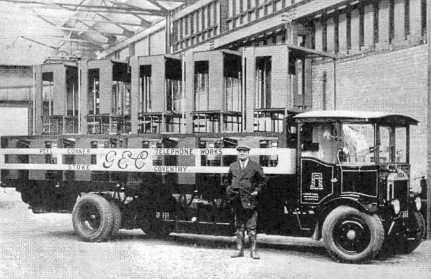 GEC - lorry