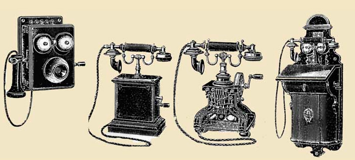 GEC - Telephones