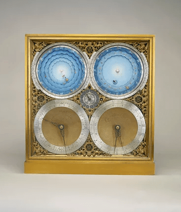 Samual Watson clock