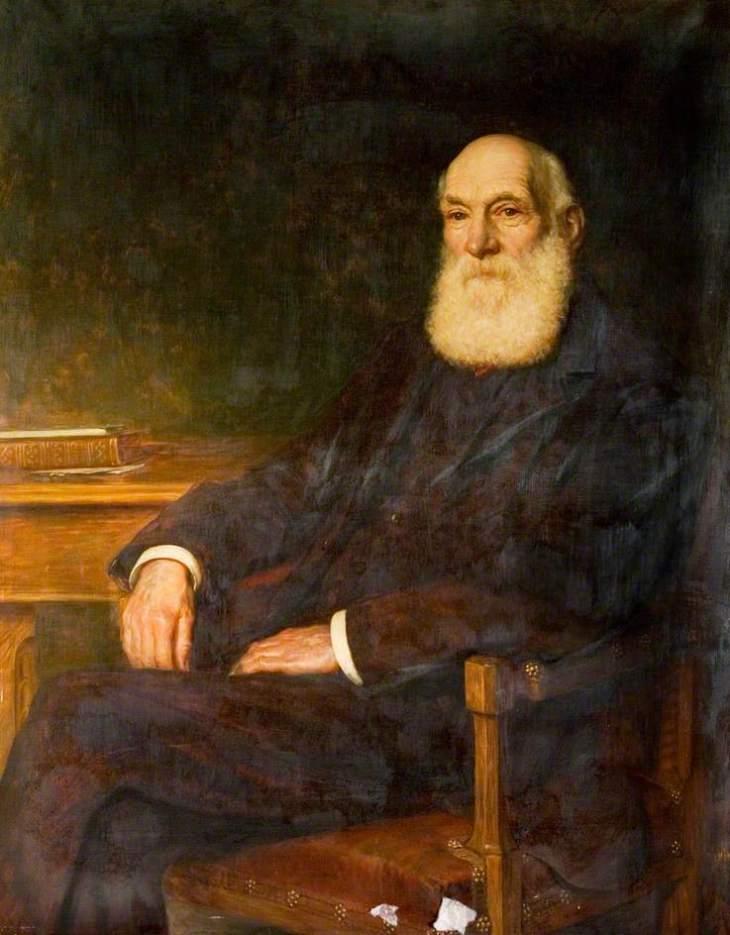 Riviere, Hugh Goldwin, 1869-1956; Alderman John Gulson (1813-1904)