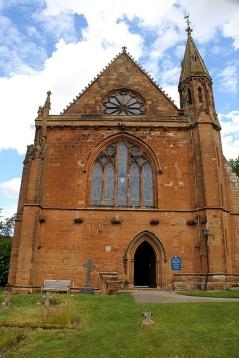 St. Mary's Church, Temple Balsall