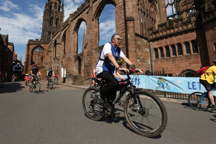 CovCycling