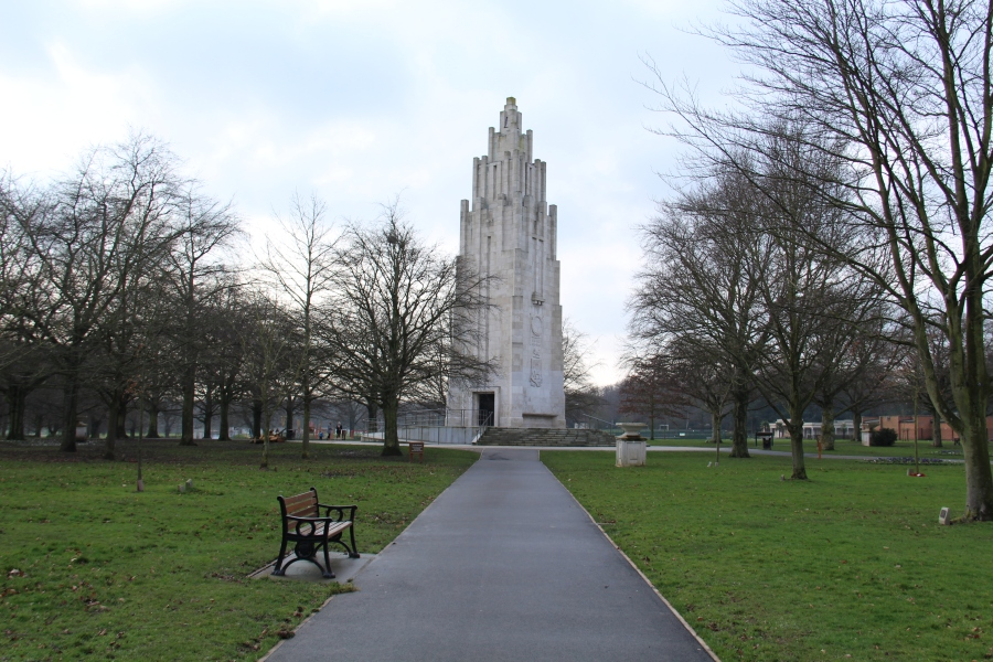 Coventry's War Memorial Park – theStory!